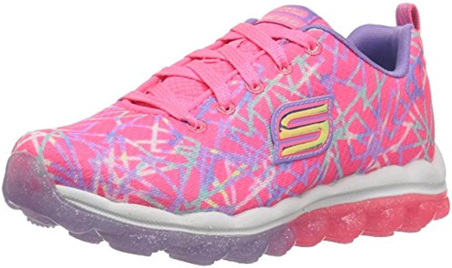 Skechers Kids Kids Air Color Chaos Sneaker