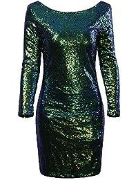 7e07aa2525f1 Amazon.it  Vestiti Eleganti o Abbigliamento di moda per donna  abiti ...