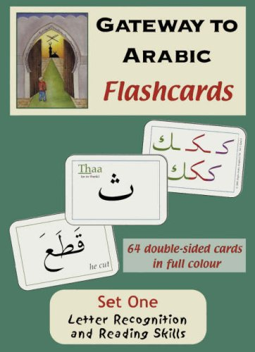 Flashcards (Gateway to Arabic) - Ds Flashcard