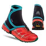 Lixada Outdoor Schuhe Abdeckung Knöchel Gamasche Sand Schutzmanschette Low Trail Gamasche Männer Frauen Laufen Walking Marathon Gamaschen