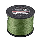 Matthew00Felix YUDELI 0.4 Line Number Super Strong 4 Strand 1000M PE Braided Fishing Line
