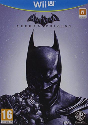 Batman: Arkham Origins (Nintendo Wii U) [Import UK]