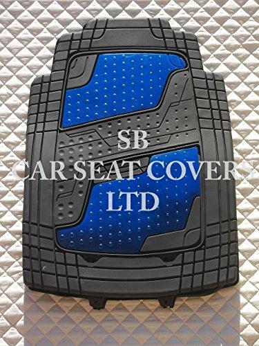 perodua-kembara-pvc-quadri-in-alluminio-blu-set-di-4-tappetini-auto-universale-set