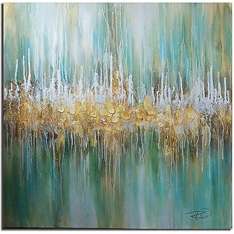 Dipinti a mano olio pittura/Astratta pittura a olio/figura pittura a