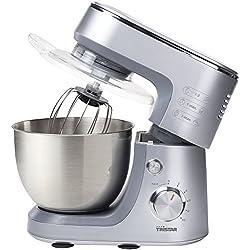 Tristar MX-4183 Timpastatore da Cucina, Acciaio