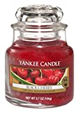 Yankee Candle 1129754 Black Cherry Kleines Jar