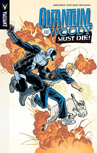 Quantum and Woody Volume 4: Quantum and Woody Must Die! (Quantum & Woody) por James Asmus
