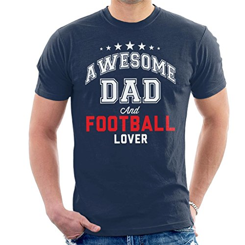 27ade8838e23 Football dad, football dad shirts for men the best Amazon price in ...