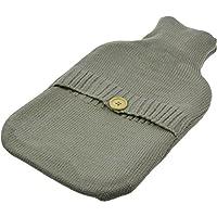 Wärmflasche mit Strickbezug - Knopf-Design preisvergleich bei billige-tabletten.eu