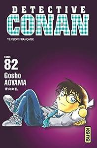 Détective Conan Edition simple Tome 82