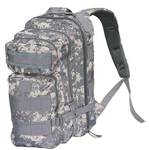 Robuster und Praktischer Rucksack US Assault I klein 30 Liter in verschiedenen Farben (Tropentarn) AT-Digital