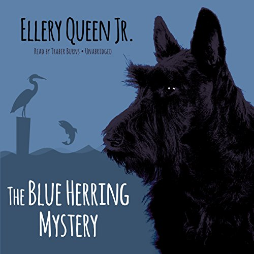 The Blue Herring Mystery  Audiolibri