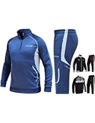 RDX Gym Chandal Athletic Casual Fitness Gimnasio Jogger Entrenamiento Pantalon