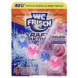 WC Frisch Kraft-Aktiv Duftspüler Blüten-Frische Paket, 50 g