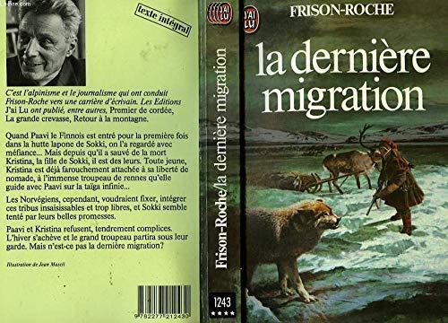 Lumière de l'Arctique, N° 2 : La Dernière migration