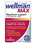 Vitabiotics Wellman Max - 84 Tablets/Capsules