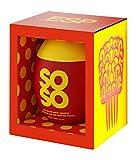 Soso Huevo Flor de Sal Sabor Español - 100 gr