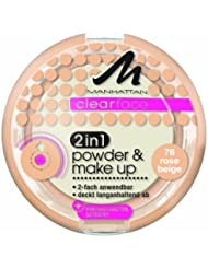 Manhattan CF 2in1 Powder & Make Up 78 1er Pack (1 x 11 g)