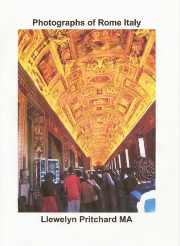 Photographs of Rome Italy (Photo Albums Book 14) (Catalan Edition) por Llewelyn Pritchard