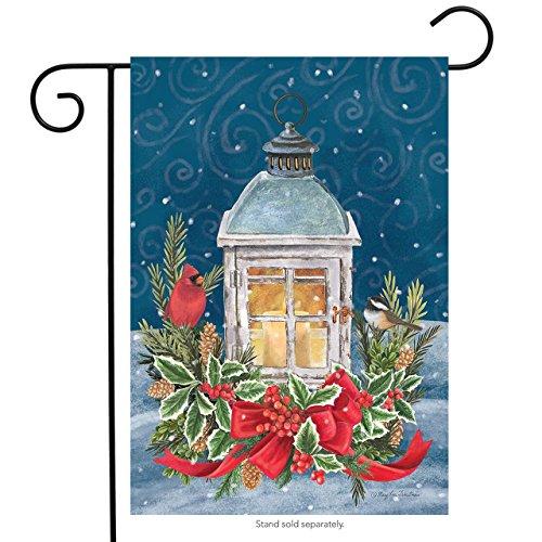 Winter Laterne Holly Garten Flagge Seasonal Urlaub 31,8x 45,7cm Briarwood Lane Winter Holly
