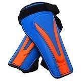 HY-Sport & Outdoor Profi-Fußball-Beinschild Pflege-Wadenschild Fußball-Schutzbekleidung Ultraleichte Leggings Steckbretteinsatz
