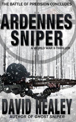 Ardennes Sniper: A World War II Thriller