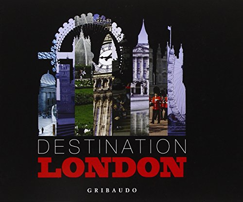 Destination London. Ediz. illustrata