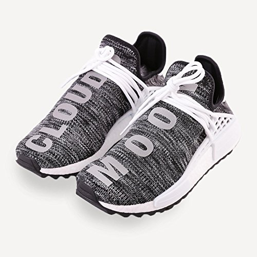 huge inventory e8ca3 9ab6c adidas NMD Human Race Trail Pharrell Williams Oreo - Black White Trainer  Size 8 UK - Buy Online in Oman.   Apparel Products in Oman - See Prices, ...