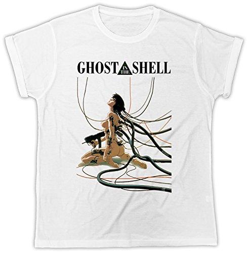 Ghost in The Shell T Shirt The Movie Scarlett Johanssonn unisex Tshirt