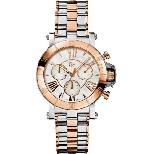 GUESS COLLECTION X73002M1S UNISEX MINERAL GLASS QUARTZ WATCH
