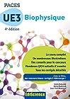 PACES UE3 Biophysique - 4e éd. - Manuel, cours + QCM corrigés