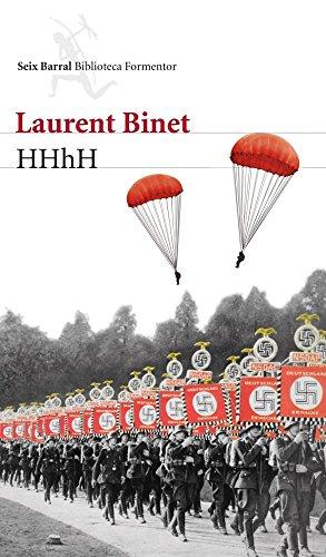 HHhH por Laurent Binet