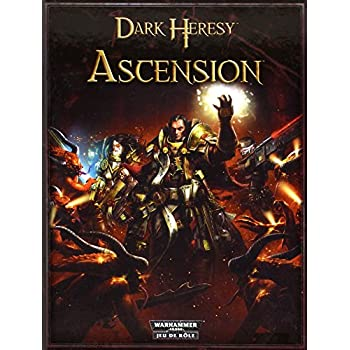 Edge - LBID10 - Jeu de rôle - Warhammer 40.000 - Dark Heresy - Ascension