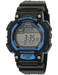 Casio Youth Digital Digital Blue Dial Men's Watch - STL-S100H-2AVDF (D111)