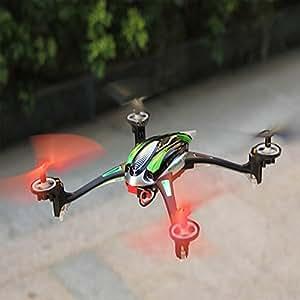 WLtoys V959 2.4G 4 Channel 4-Axis GYRO UFO 4CH IR RC Aircraft Quadcopter Camera
