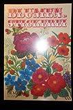 Blumen-Stickerei. (Die Masche Nr. 413).