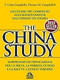The China Study è un testo monumentale che sta sollevando un vero polverone intorno alla medicina convenzionale in tutto il mondo. Il più importante studio epidemiologico mai realizzato, durato 27 anni e realizzato in collaborazione con varie...