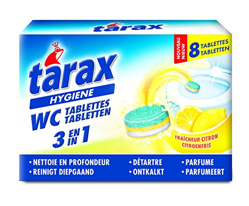 tarax-tablettes-wc-triple-action-8-doses-200-g-lot-de-4