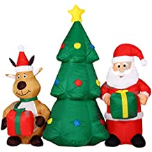 Decorazioni Natalizie Gonfiabili.Amazon It Gonfiabili Natale