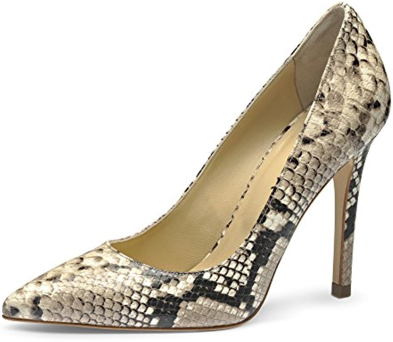 Evita Shoes Alina Optique Escarpins Femme imprimé Optique Alina SerpentB071YTVVYTParent 9270bc