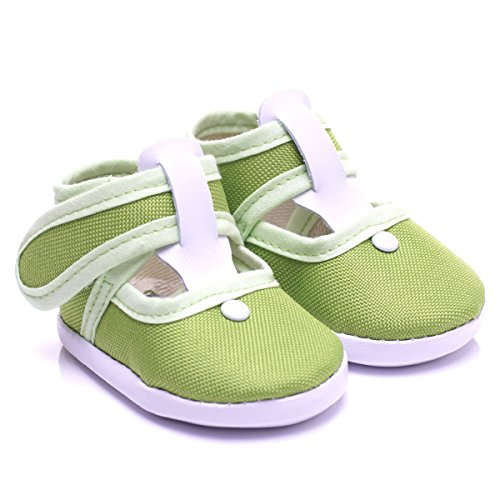 Toma Krabbelschuhe Baby Babyschuhe BS118 Grün
