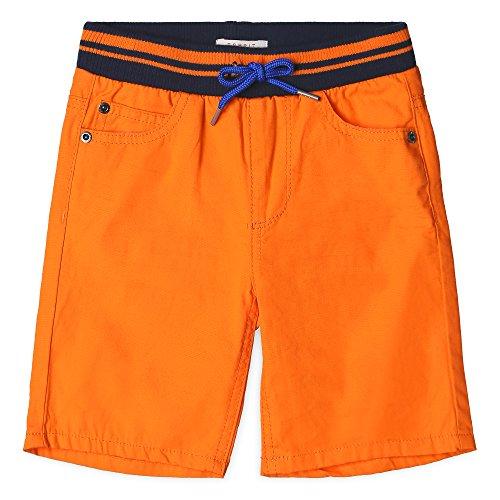 ESPRIT KIDS Jungen Shorts RJ26064 Mid Orange 765, 116