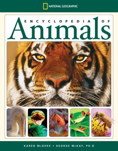 National Geographic Encyclopedia of Animals by Karen McGhee (2006-10-10)