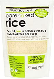 Barenaked Zero Fat Rice - 380 gm