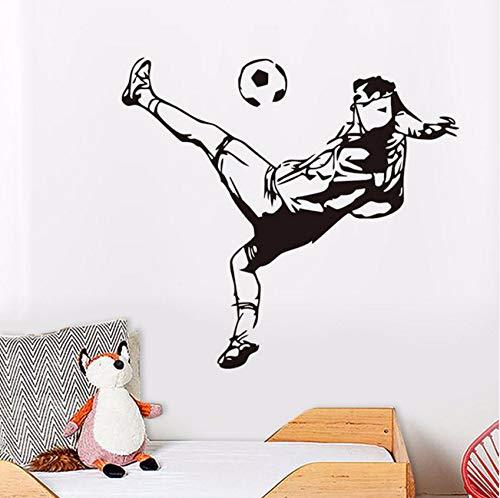 sign Vinyl Haus Dekoration Billig Fußball Wandbilder Kreative Schule Hohe Qualität Wandaufkleber Dekor An Der Wand ()