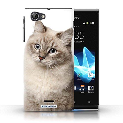 kobalt-siberiano-stampato-custodia-cover-per-sony-xperia-j-st26i-cellulari-telefoni-collezione-razze