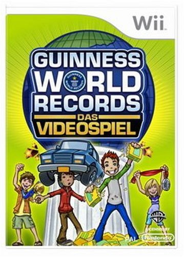 Warner Interactive Guinness World Records