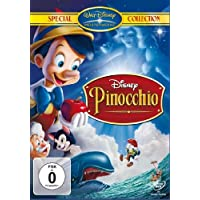 Disney DVD Pinocchio