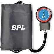 BPL Medical Technologies Aneroid Sphygmomanometer Blood Pressure Monitor (Gray)