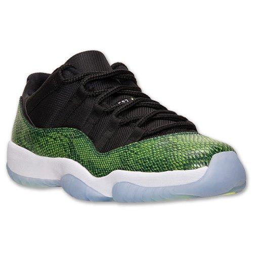 s Air Jordan 11 Retro Low Snakeskin Synthetic-Basketball-Schuhe